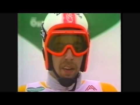 Ski Flying and crashing   Ski Jumping at its best and most dangerous