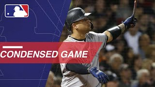 Condensed Game: NYY@BOS Gm2 - 10/6/18