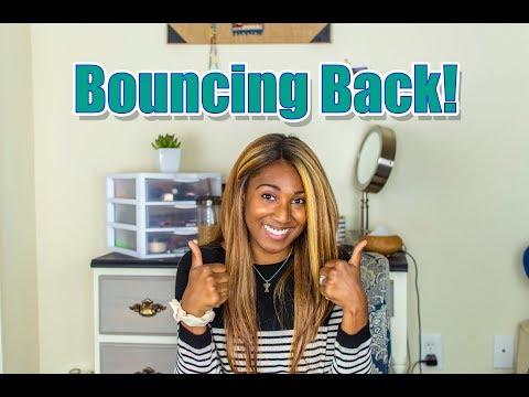 HOW TO BOUNCE BACK + FIND PEACE!! (Even without a church community)