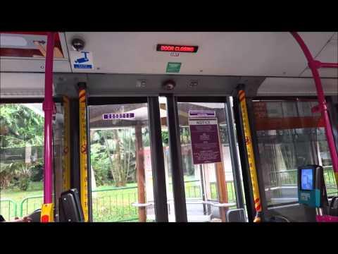 SBST: SBS6034P Doors Opening & Closing