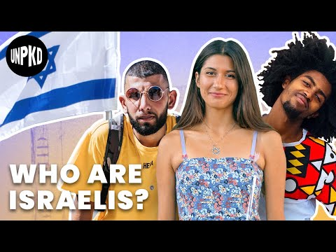 Who Are Israelis, Really? | The Israeli-Palestinian Context | Unpacked