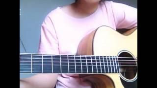 Đừng Tin Em Mạnh Mẽ - Guitar Cover
