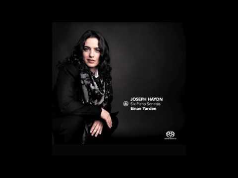 Einav Yarden playing Haydn audio video 1
