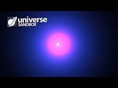 What If The Planets Had The Mass Of The Most Massive Star, Universe Sandbox ²