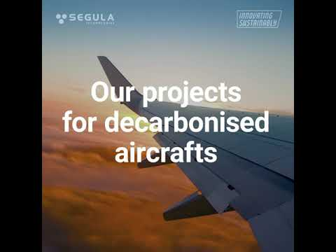 SEGULA is committed to reducing the carbon footprint of the aeronautical sector