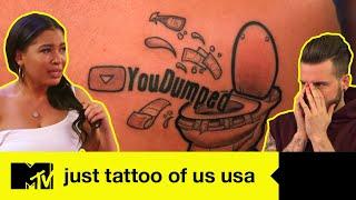 Quando lo scherzo e il tatuaggio superano il limite   Just Tattoo Of Us USA