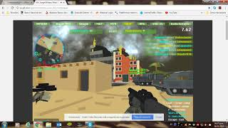 PORFIN UN VIDEO CON MI VOZ / MILITARY WARS 3D MULTIPLAYER #1
