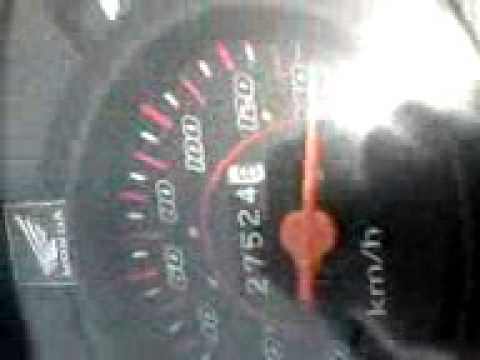 wave 100r stock top speed.mp4 - YouTube