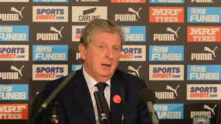Hodgson: Hard to criticise performance