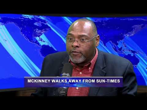 Views of the News: McKinney walks away from Sun-Times, FBI creates fake Seattle Times story