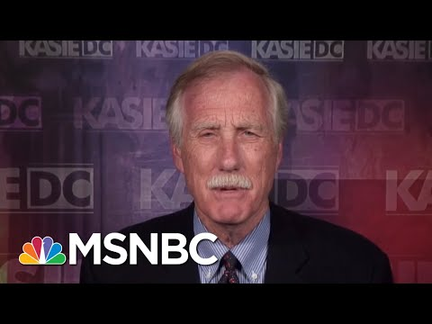 Sen. King: Senate Intel Committee Looking Into Collusion 'As Soon As This Summer' | Kasie DC | MSNBC