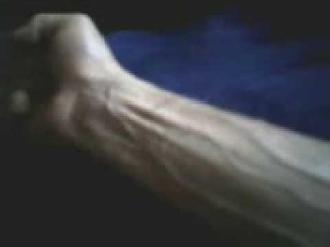 Membro di varicosity di una fotografia