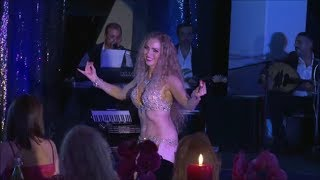 NEW!!! Bellydance Live Music Improvisation - Romy Mimus