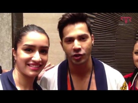 ABCD 2  |  Behind the Scenes: TEAM GERMANY | Special Footage