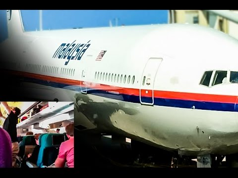 Malaysia Flight MH-17 Inside Cabin Footage Before Take Off