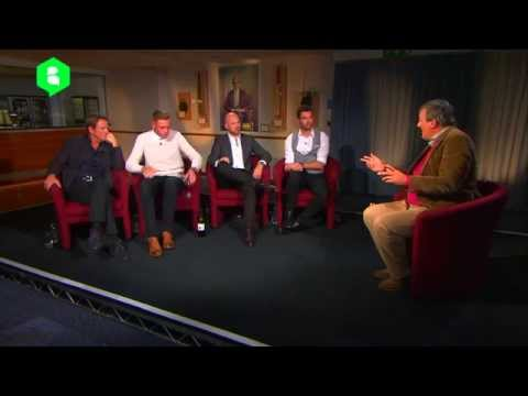 2015 Ashes Review Show with Stephen Fry