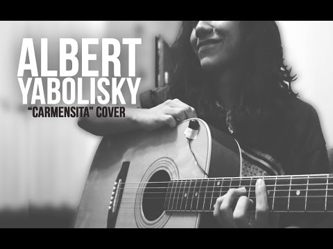 Carmensita - Acoustic version - Cover Devendra Banhart - By Albert Yabolisky - ëe