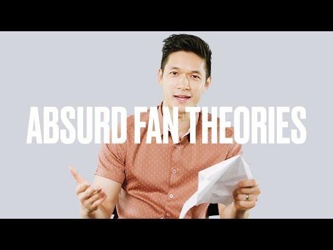 Harry Shum Jr. Reads Absurd 'Shadowhunters' Fan Theories | ELLE