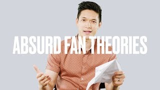 Harry Shum Jr. Reads Absurd 'Shadowhunters' Fan Theories | ELLE