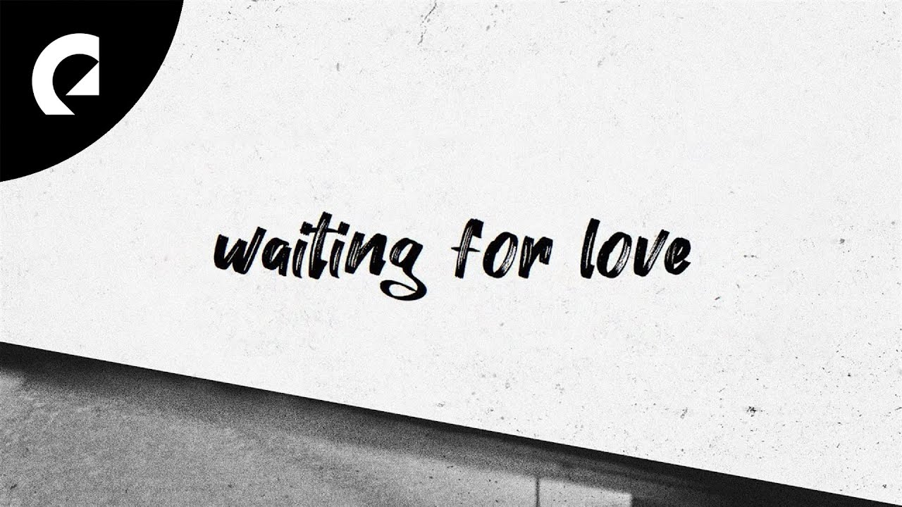 Candelion - Waiting for Love (Lyric Video)