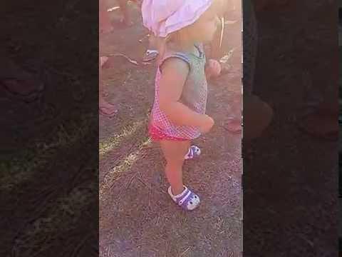 Елизавета - танцует лучше всех