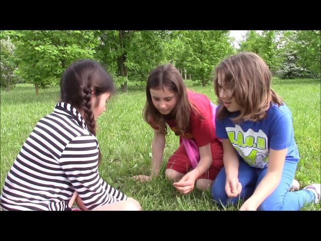 Il mistero delle chiavi scomparse nel bosco - cortometraggio