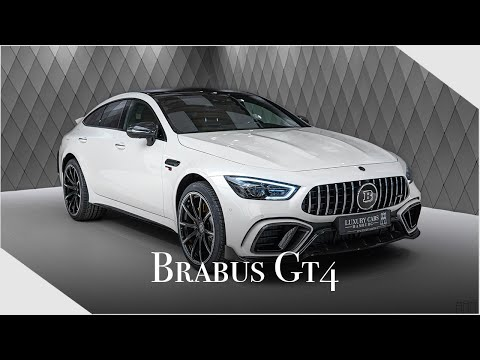 Mercedes-Benz GT4 *BRABUS 700* Explanation and Walkaround