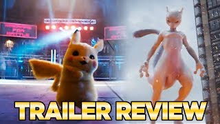 Things You Missed in Detective Pikachu Trailer 2! [Trailer Review]
