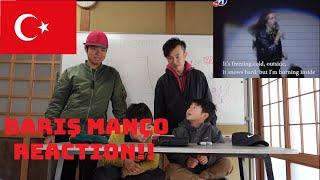 JAPAN REACTION BARIŞ MANÇO / /JAPAN REACTION TURKISH MUSIC / //KARA SEVDA-YAZ DOSTUM