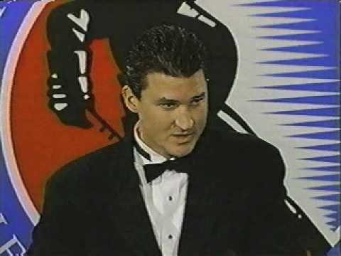 Mario Lemieux Hall of Fame Induction