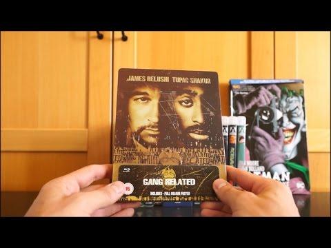 GANG RELATED (UK Blu-ray Steelbook) / Zockis Sammelsurium Nr. 179
