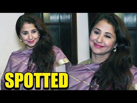 BEAUTIFUL Urmila Matondkar ATTENDS Shabana Azmi's Birthday Party | Seen After A Long Time Mp3