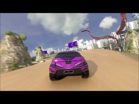 Trackmania 2 Lagoon | New showcase of replays |