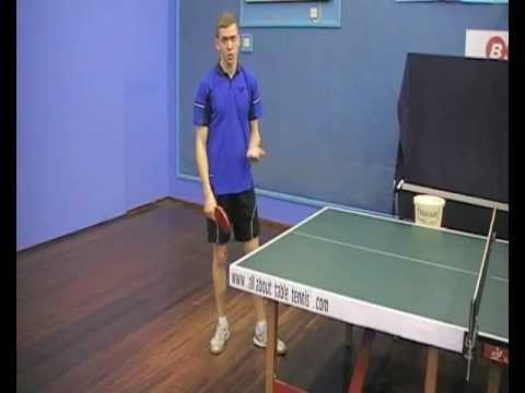 Table tennis basic service rules youtube for Table tennis serving rules