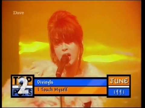 Divinyls - I Touch Myself (UK Top Of The Pops)