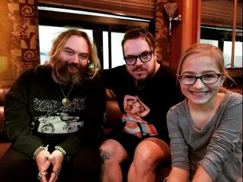 Piper interviews Max and Iggor Cavalera (Sepultura, Cavalera Conspiracy)