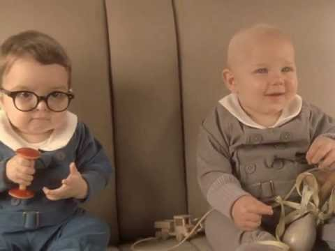 Baby Austin Powers & Baby Dr. Evil