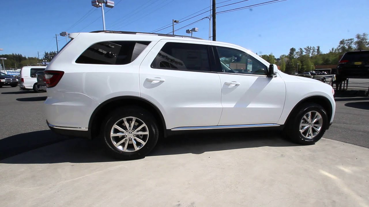 2015 dodge durango limited bright white clearcoat. Black Bedroom Furniture Sets. Home Design Ideas