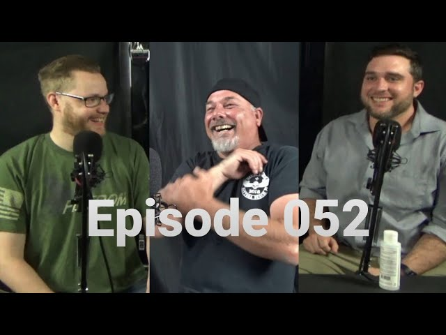 Discussion Combustion Podcast   Episode 052 w/ Jamie Roehrich