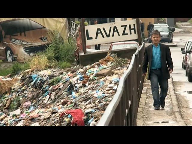 L'Albanie et le fléau de la gestion des déchets