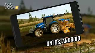 farming simulator 2020 android trailer and release date(REAL)