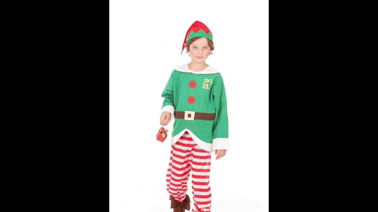 disfraz de elfo infantil - Disfraz De Elfa