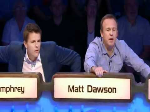 BBC A Question of Sport Christmas special 2011
