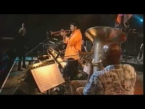 Charlie Haden & The New Liberation Music Orchestra ft Carla Bley Live in Marciac 2004