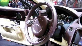 BOWERS & WILKINS SOUND SYSTEM IN NYC CARSHOW 2010