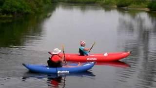 Saturn Recreational Inflatable Kayaks.  Sale 9