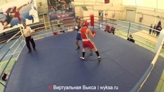 Суворкин Семен (Выкса) Vs. Омельков Никита (Красноуфимск). Весовая категория 57 кг.