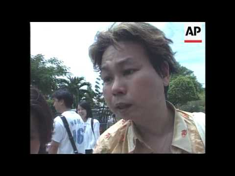 THAILAND: FORMER JAPANESE RED ARMY MEMBER ACQUITTED