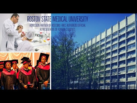 Rostov state medical university,Russia | Official View of RSMU, Russia