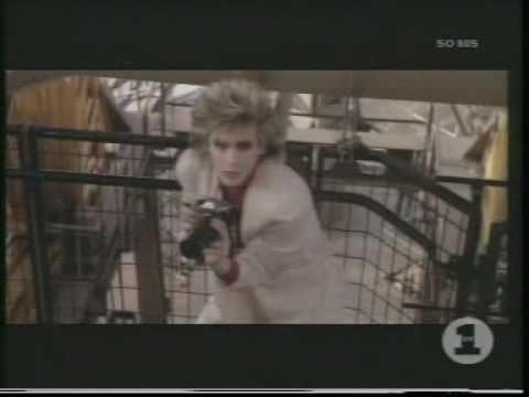 Duran Duran - A View To A Kill  (Full Movie Version)
